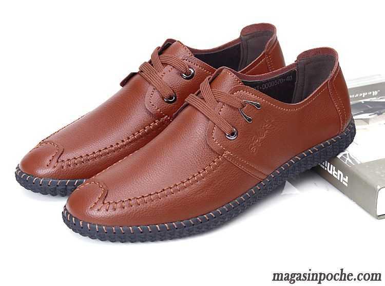 chaussure en cuir homme pas cher la age paresseux jeunesse. Black Bedroom Furniture Sets. Home Design Ideas