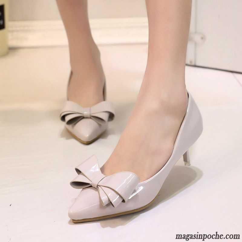 Arc Soldes Chaussures Escarpins Pointue Pointe Femme Femmes De gxx6X8