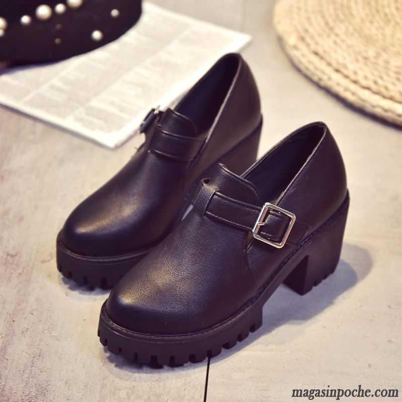 Chaussures printemps noires Casual homme Ip9J6