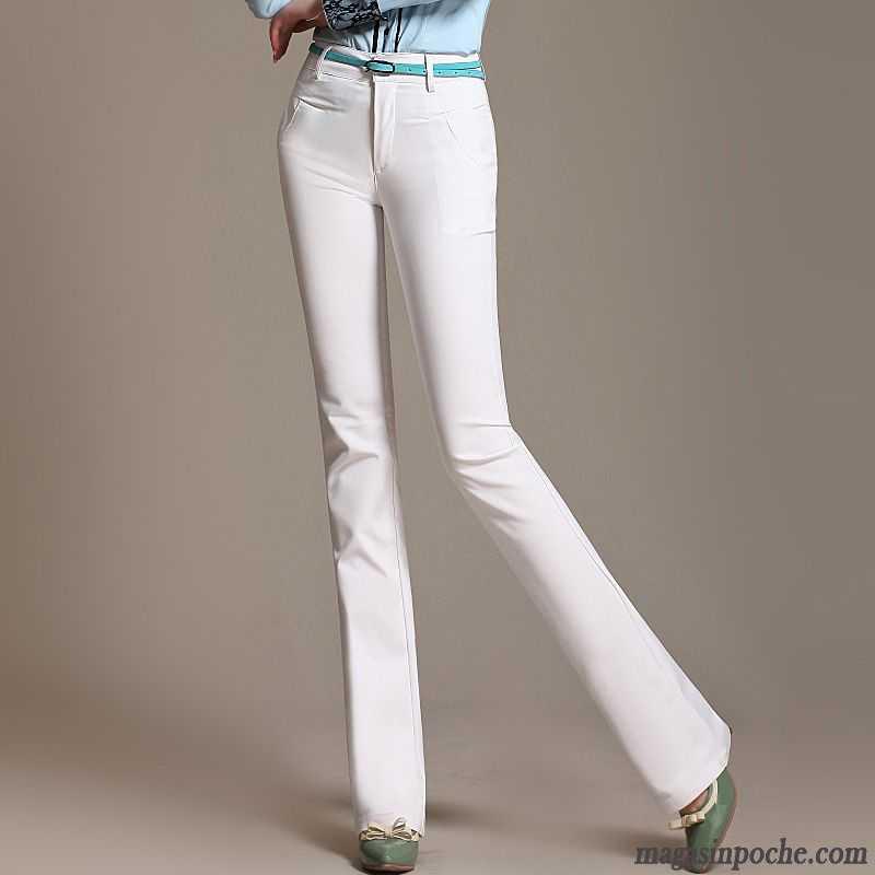 jean coupe droite taille haute