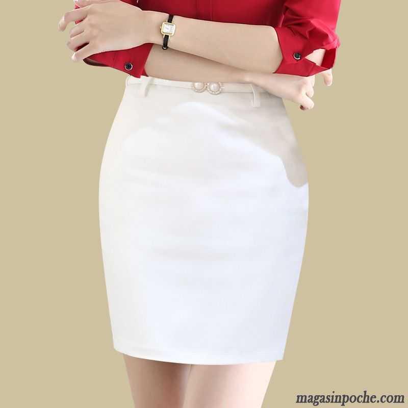 16d638c7875 Jupe Grise Longue Vêtements D hiver L automne Professionnel Costume  Écarlate Pas Cher