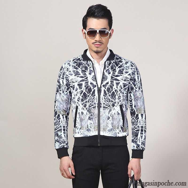 Manteau Pour Homme Mode Tendance Taillissime Col Mandarin Automne Homme  Pardessus Veste Seagreen