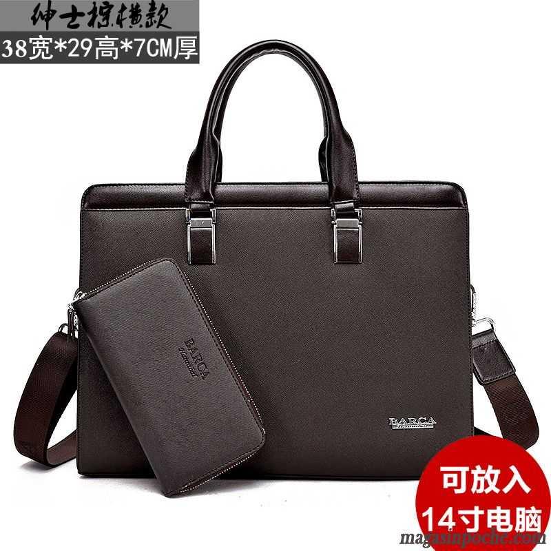 sac de luxe pas cher cuir sac d 39 ordinateur portable sacs. Black Bedroom Furniture Sets. Home Design Ideas