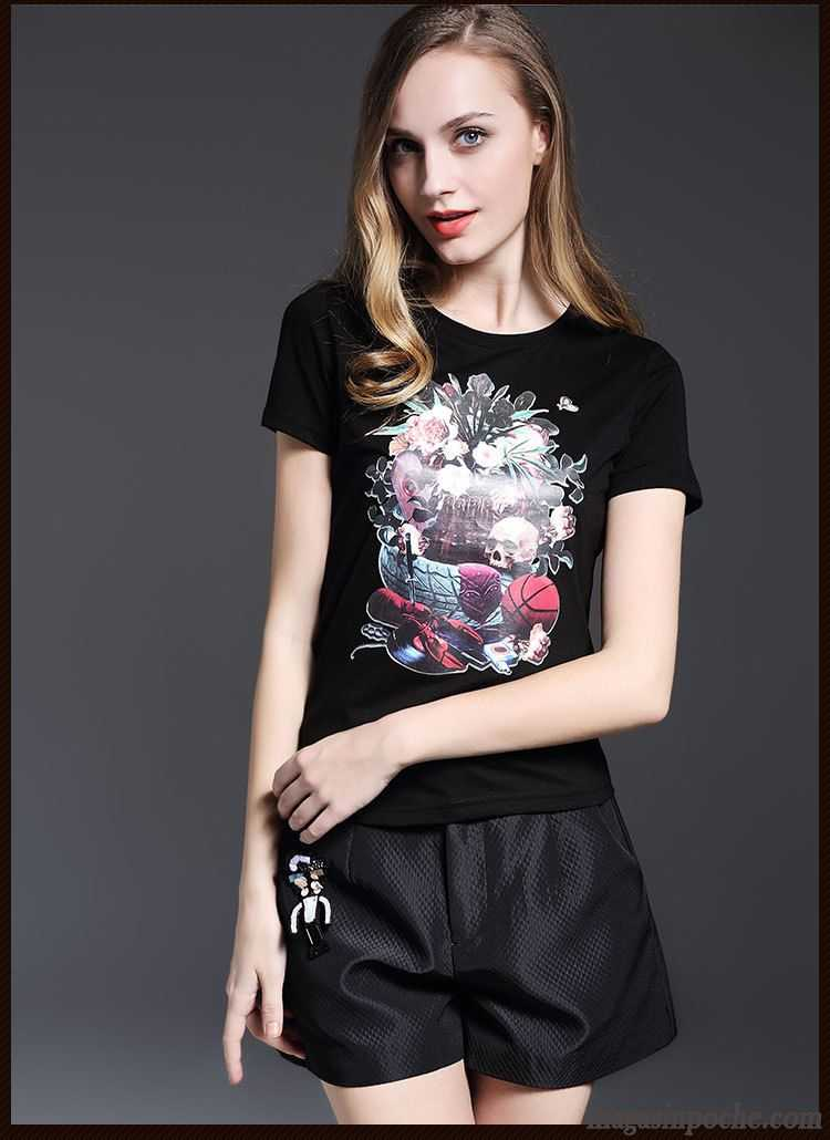 3b72ba15415 tee shirt femme tendance - www.goldpoint.be