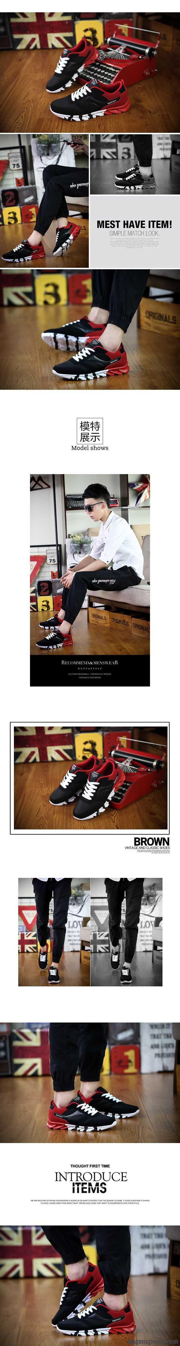 Nouvelles Chaussures Basket Chaussure Homme Chaussures De Course Élève Tendance Été Homme Xazaqxej-184309-9275225 Street Price