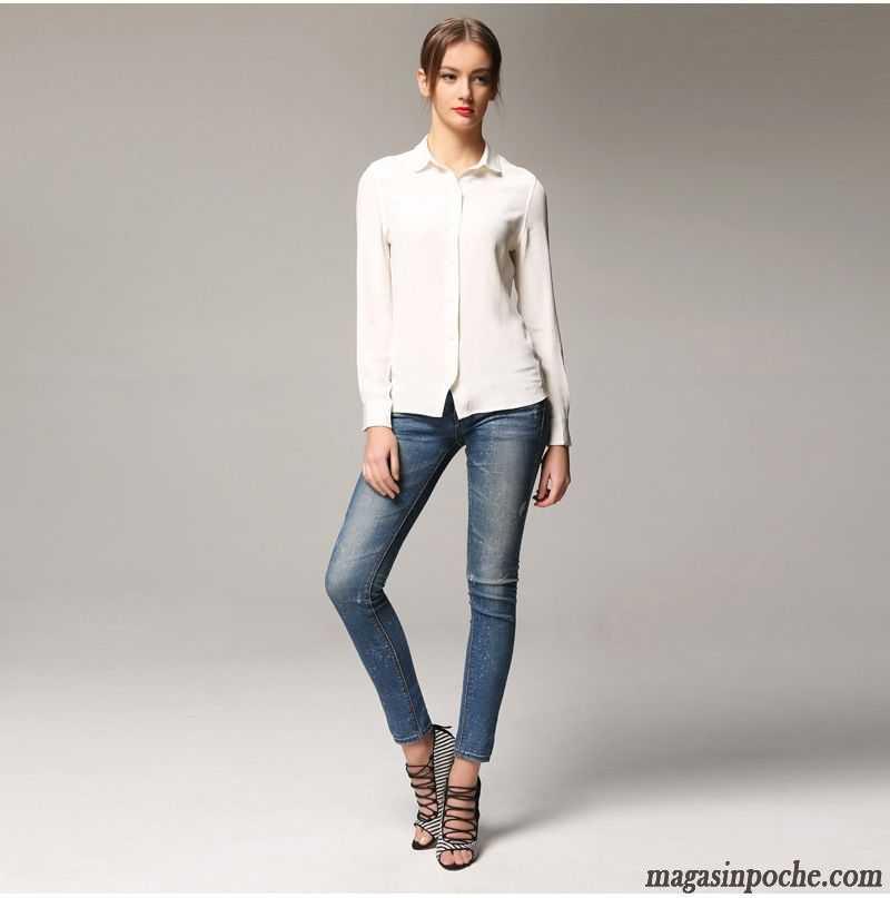 chemise blanche manche courte femme femme blanc chemise. Black Bedroom Furniture Sets. Home Design Ideas