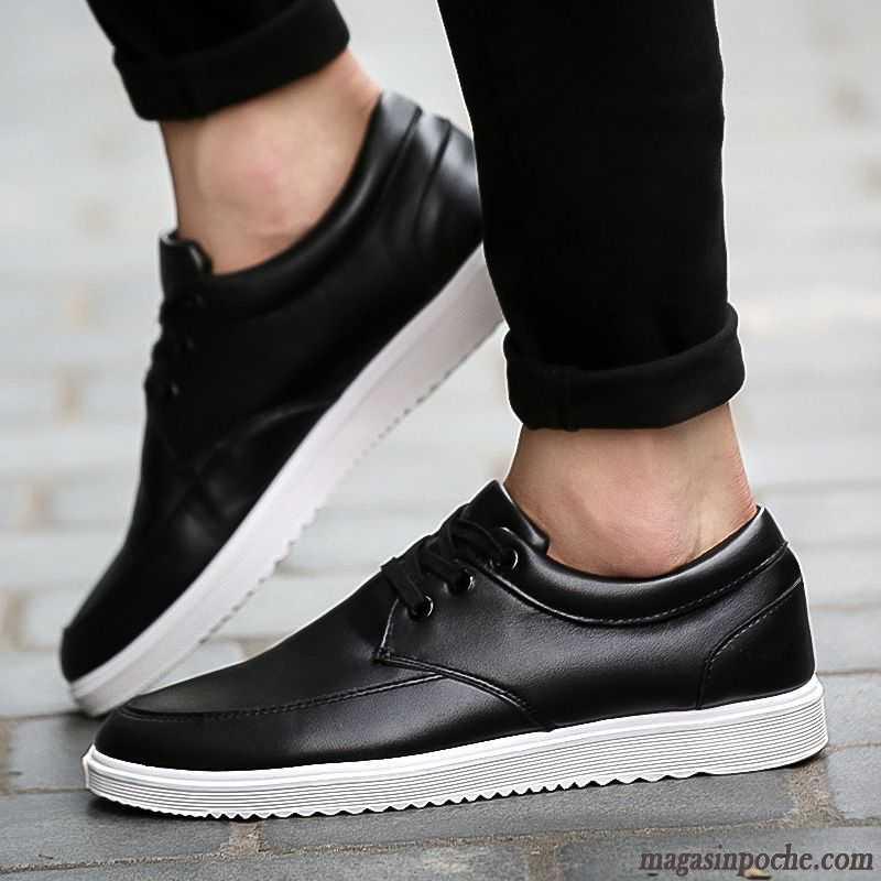 Mocassin vernis noir paresseux homme slip on chaussures en cuir jeunesse tendance mode casual - Nettoyer chaussure cuir blanc ...