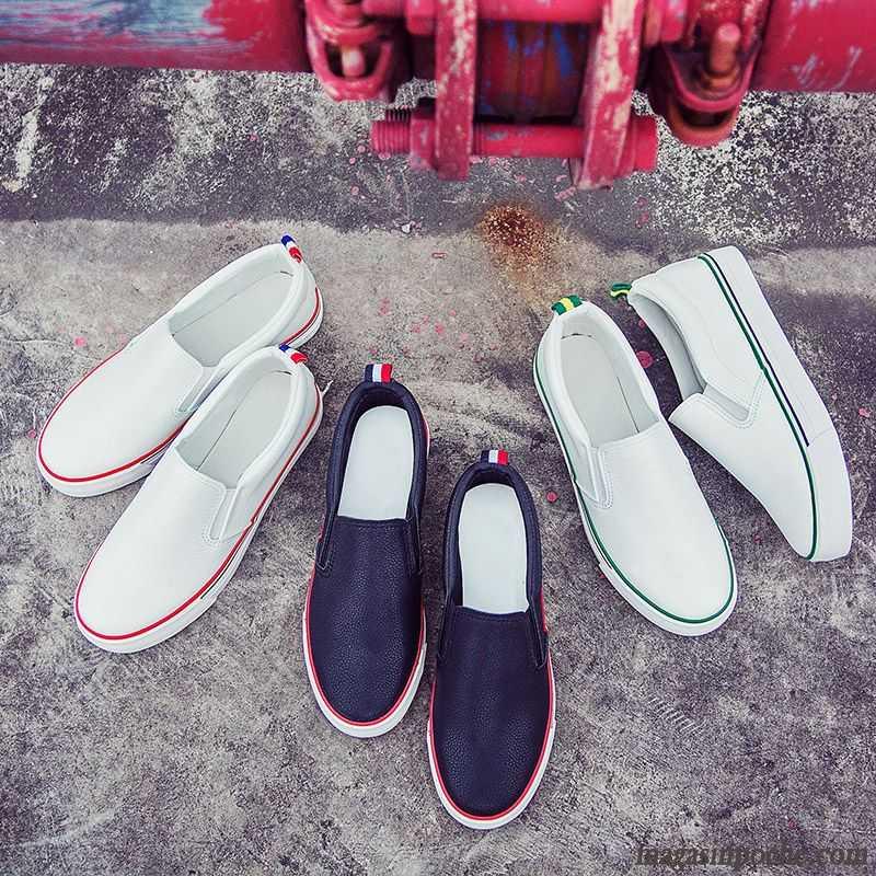 escarpin noir talon epais pointe pointue chaussures de. Black Bedroom Furniture Sets. Home Design Ideas