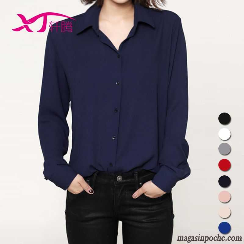 chemise femme grise chemise original soie bouton une. Black Bedroom Furniture Sets. Home Design Ideas