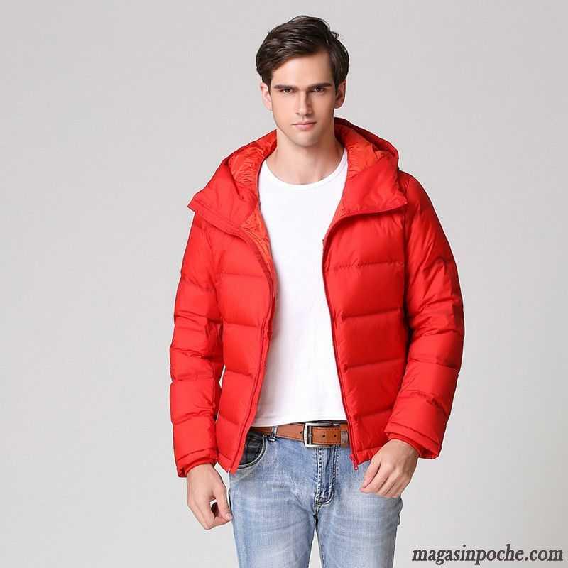 doudoune à la mode homme