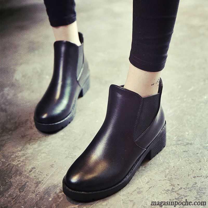 escarpin argent petit talon bottes martin femme bottes courtes r tro hiver l 39 automne chaussures. Black Bedroom Furniture Sets. Home Design Ideas