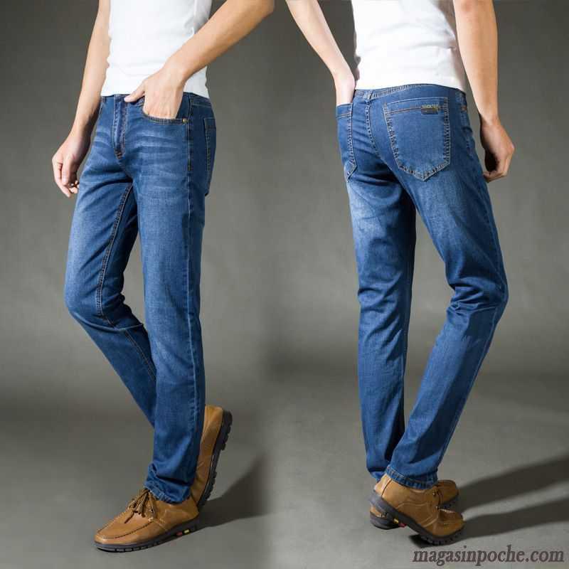 jean slim brut homme jeans jambe droite pantalon slim. Black Bedroom Furniture Sets. Home Design Ideas