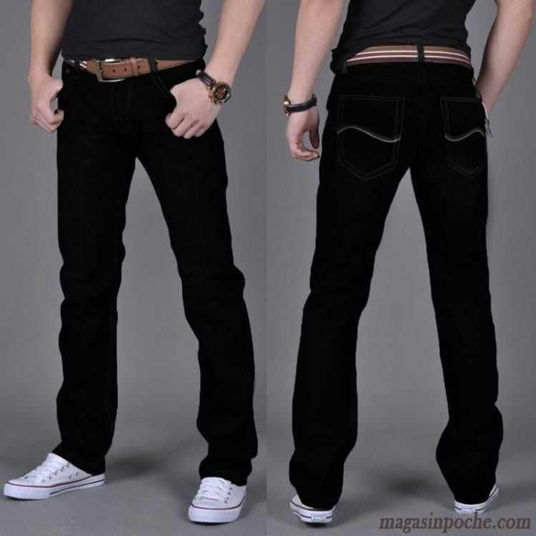 pantalon slim homme pas cher jambe droite tendance pantalon slim jeans maigre extensible homme beige. Black Bedroom Furniture Sets. Home Design Ideas