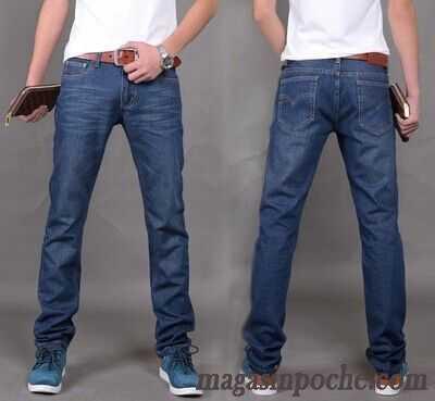 jean vert homme extensible printemps jeans d contract e. Black Bedroom Furniture Sets. Home Design Ideas