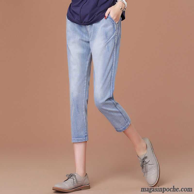 Extensible Jeans Pas Blanc Pantalon Pantalons Femme Cher PxqwHqART