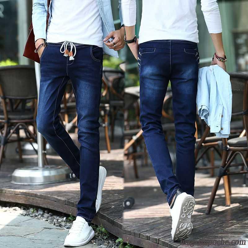 pantalon slim pour homme jeans automne slim pantalon homme. Black Bedroom Furniture Sets. Home Design Ideas