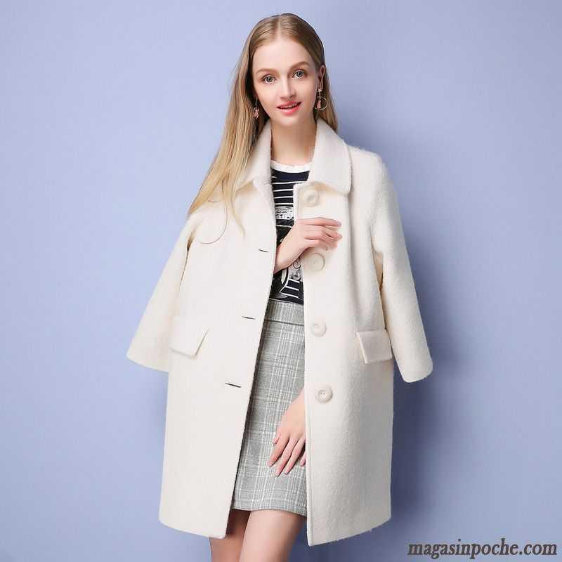 manteau femme classique mince pardessus femme slim de laine tous longue fluorescente verte. Black Bedroom Furniture Sets. Home Design Ideas