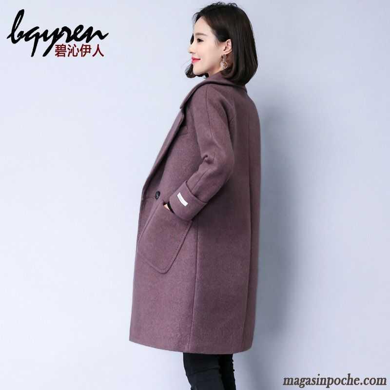 Veste manteau femme pas cher