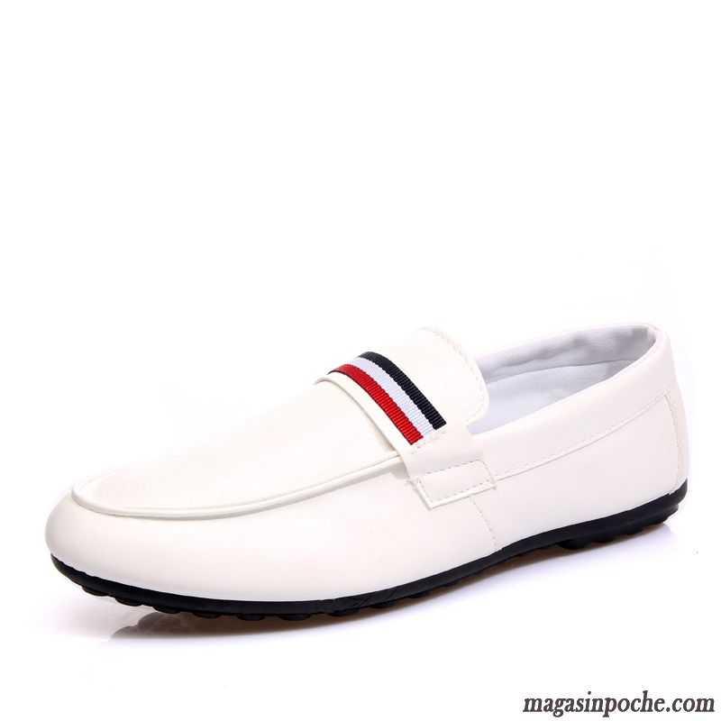 chaussure homme mocassin pas cher paresseux chaussures de conduite l 39 automne slip on casual. Black Bedroom Furniture Sets. Home Design Ideas