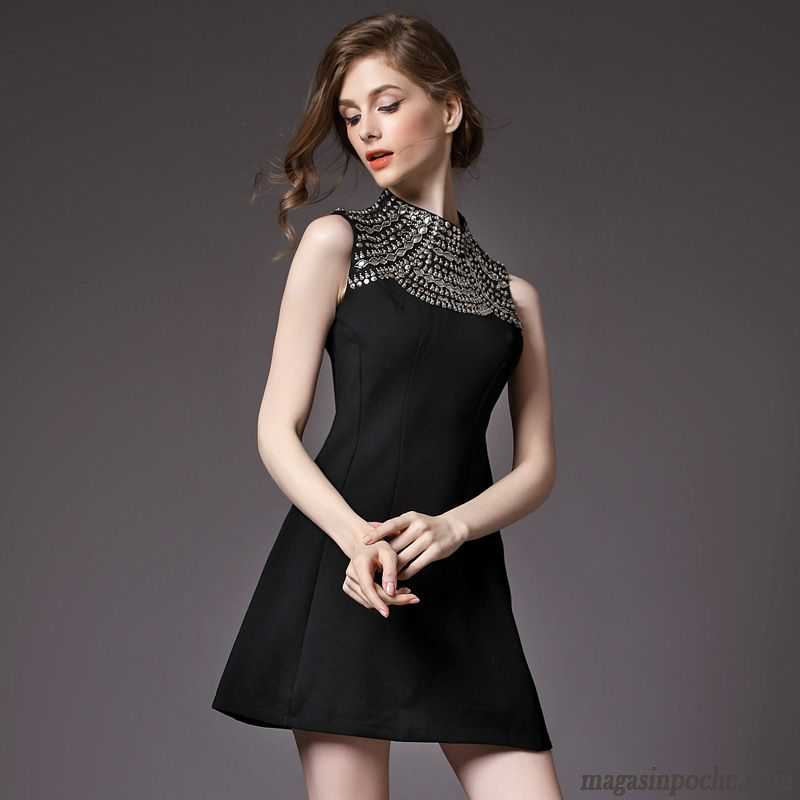 87c0f5bfd63 Robe Blanche Et Verte Femme Printemps Slim Robe L automne Grande Marque  Mode Aigue-