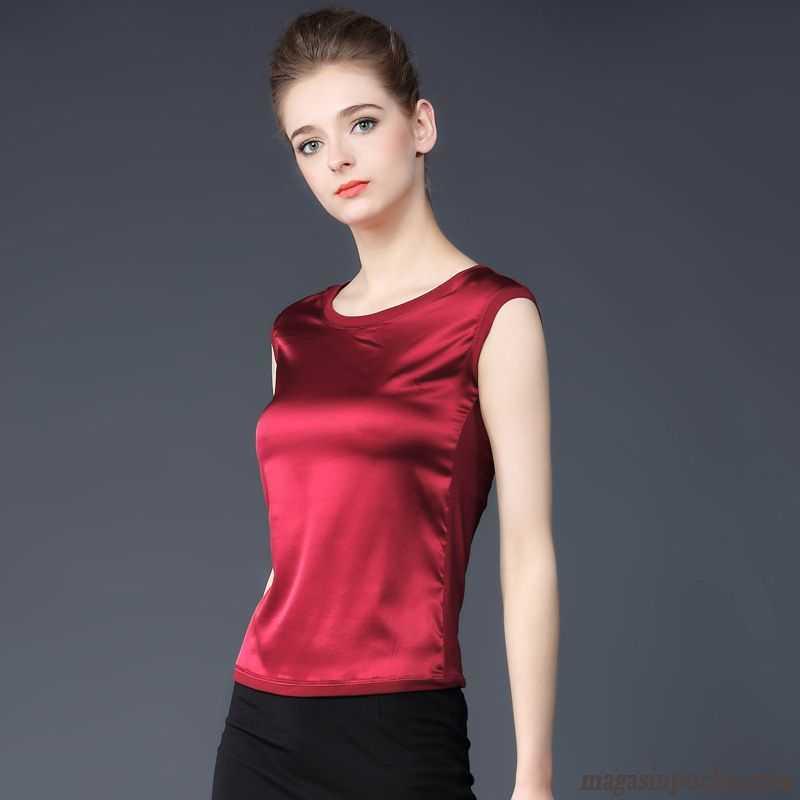 robe tee shirt coton chemise en bas slim tendance manches longues femme printemps mince coton. Black Bedroom Furniture Sets. Home Design Ideas
