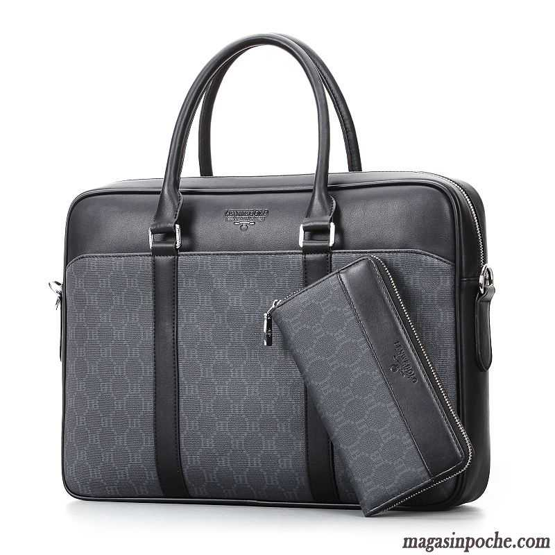 sac main pour homme pas cher sacs sur magasin poche. Black Bedroom Furniture Sets. Home Design Ideas
