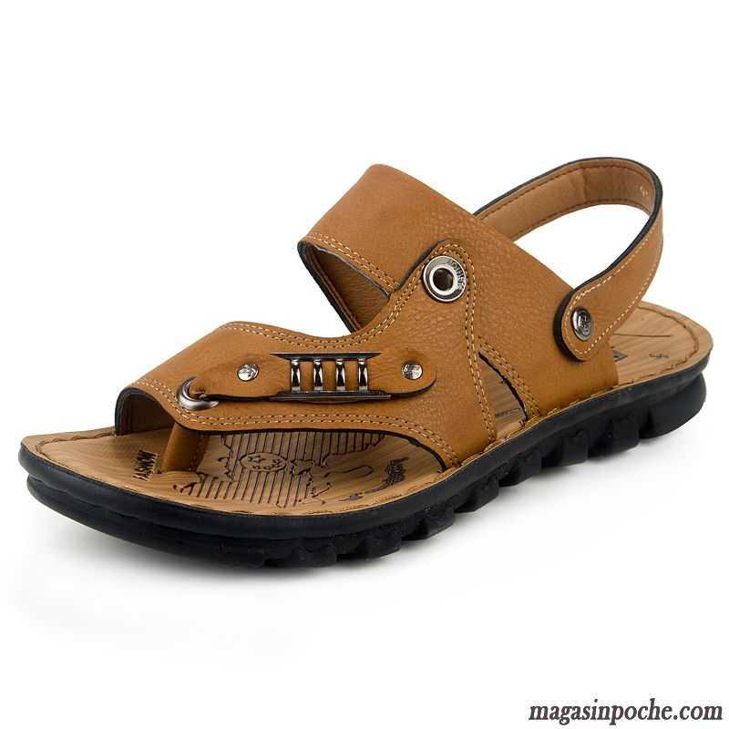 Jeunes Casual Shoes Sandales antidérapants pour homme sz9gr4r