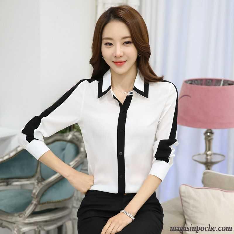 t shirt manche longue homme chemise printemps blanc femme mode une veste noir manches longues. Black Bedroom Furniture Sets. Home Design Ideas