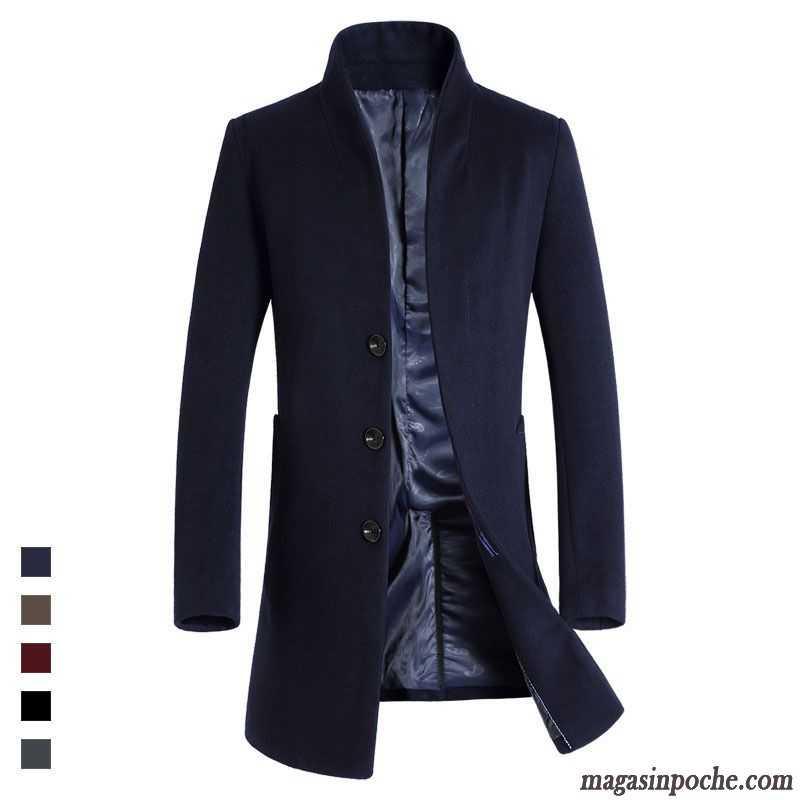 veste homme grande marque de laine longue la laine manteau. Black Bedroom Furniture Sets. Home Design Ideas