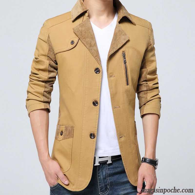 Manteau veste a la mode